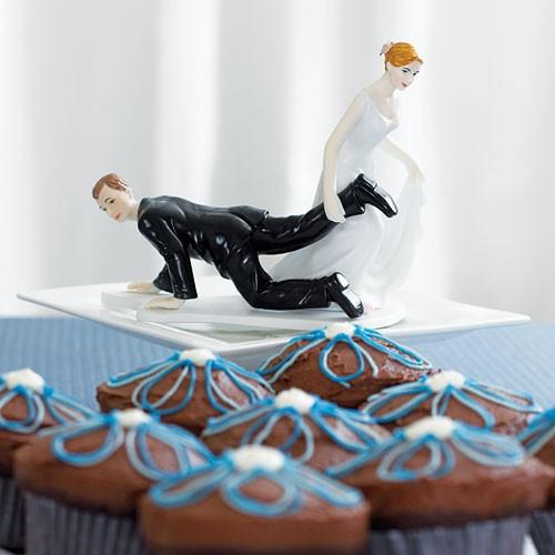 Hay siempre que asegurarse de que el novio llega puntual a la boda