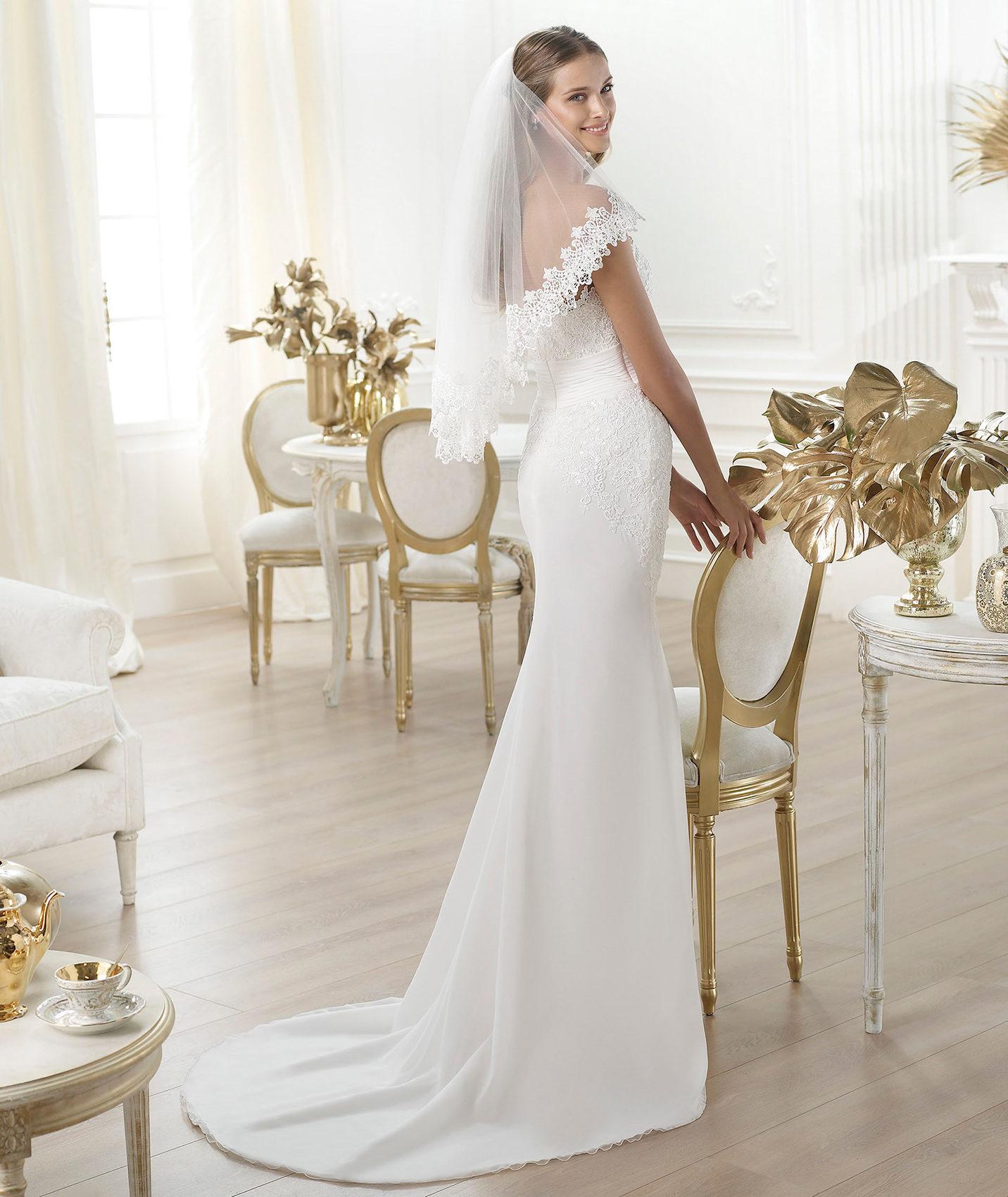 4fb377e3a Tipos de velos para novias