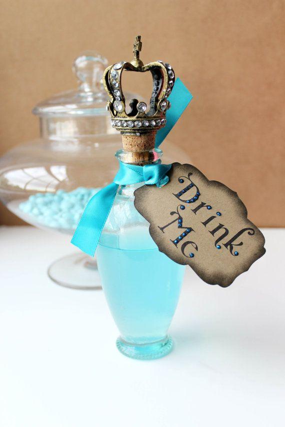 botella para boda, Drink me!