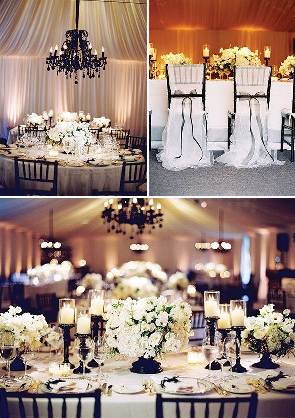 Una combinación llena de encanto para la decoración de tu boda