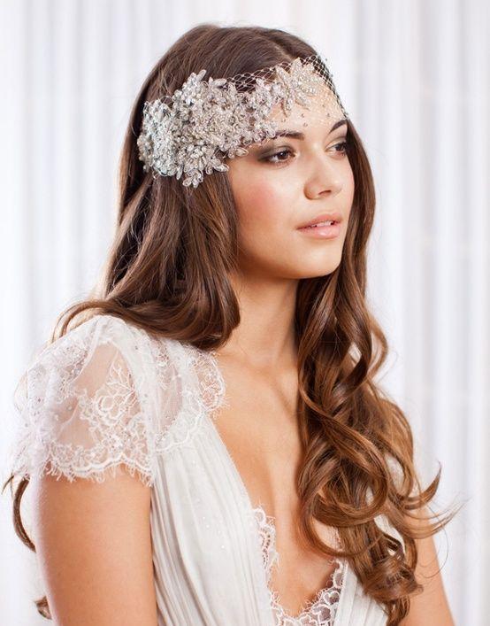 El toque más boho estará presente gracias a este peinado para novia