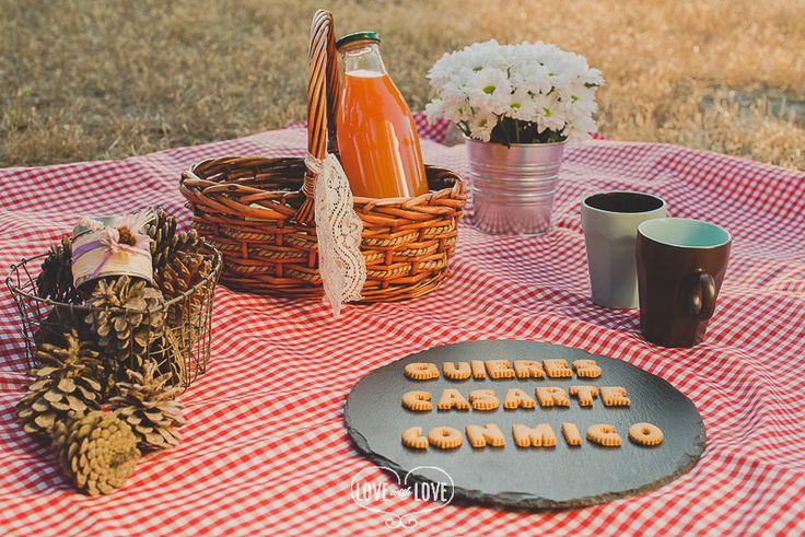 También se nos puede conquistar por el estómago gracias a unas galletas como éstas