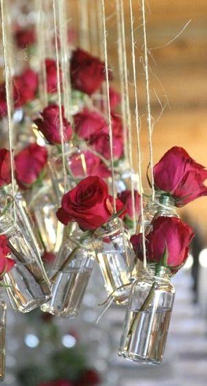 ¿Qué sería del romanticismo sin las rosas?
