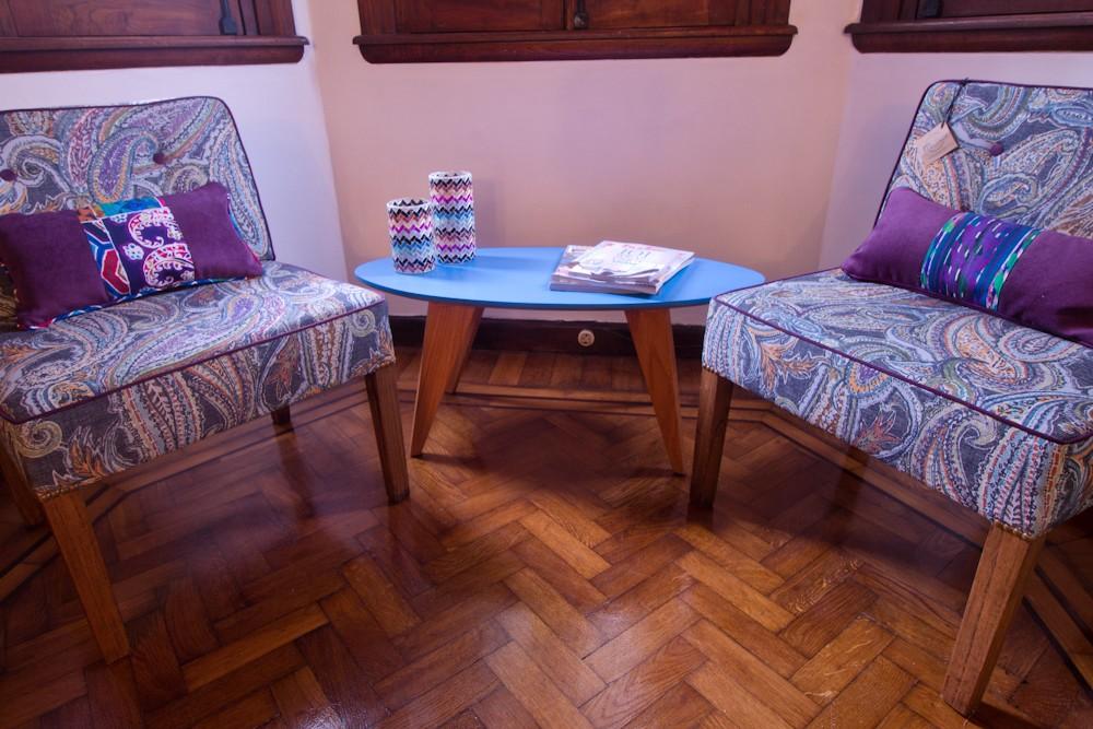 Mesas de café originales gracias a Muebla