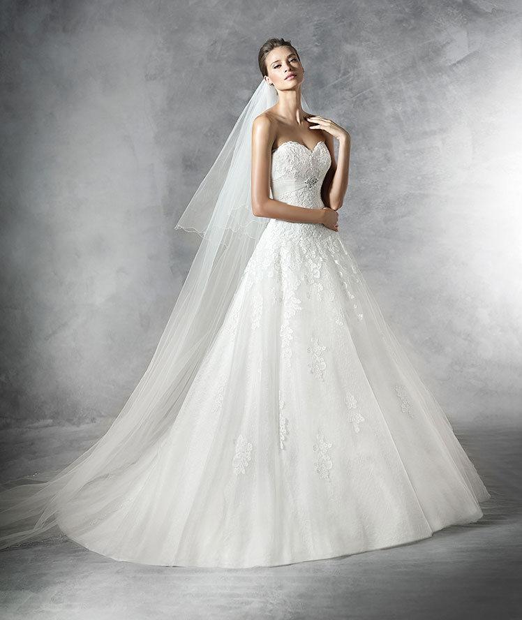 Vestido Pronovias 2016 modelo Placet