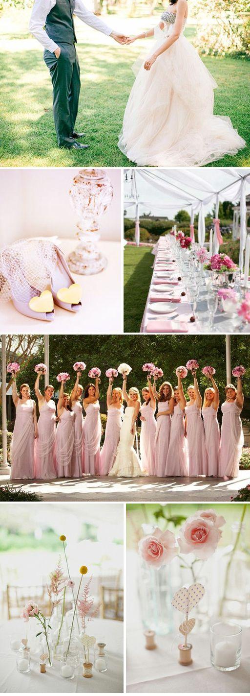 Viste tu boda de manera muy especial, delicada y romántica