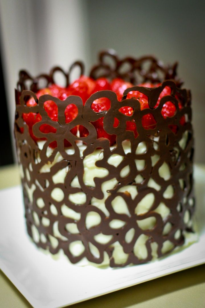 Nata con fresas y chocolate...¿qué más se puede pedir?
