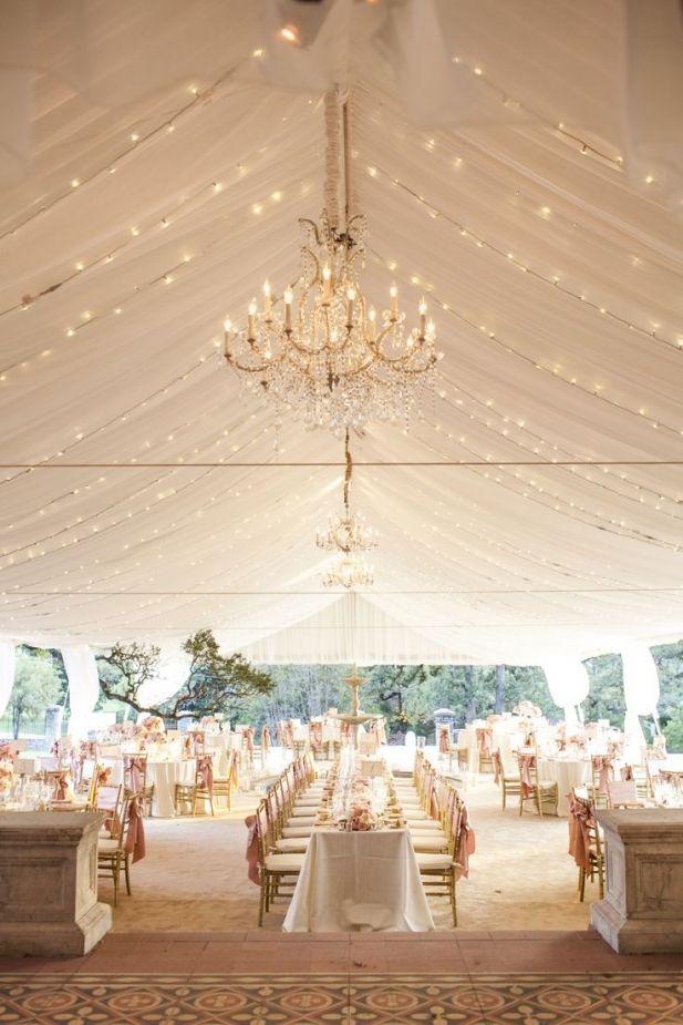 Llena tu salón de boda con lujo y muy buen gusto