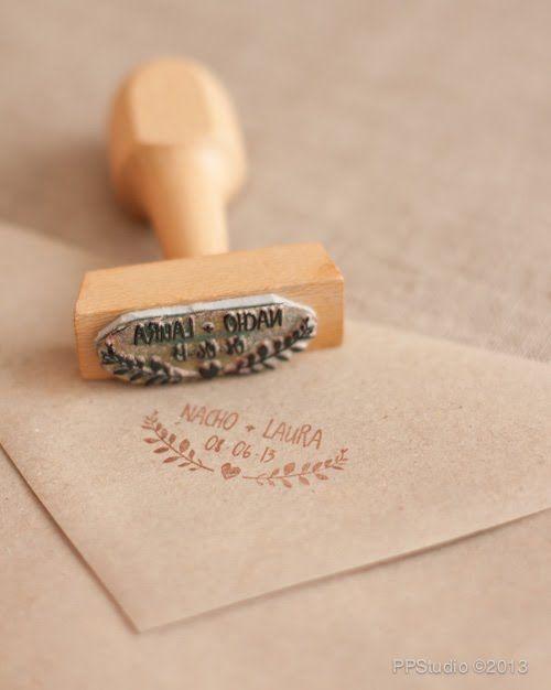 Personaliza los detalles de tu boda