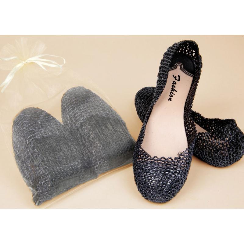 Nada como un calzado cómodo para compartir con todas las invitadas