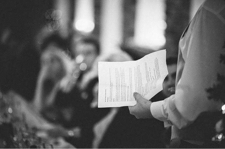 Lecturas en una boda civil