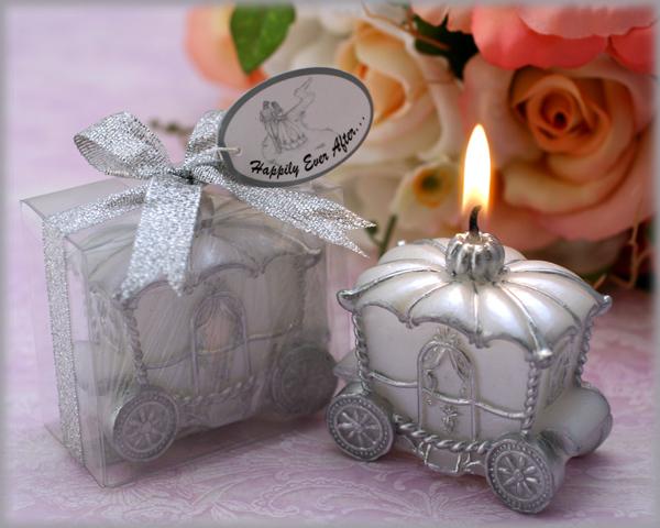 Velas para iluminar el camino de tu invitados de boda