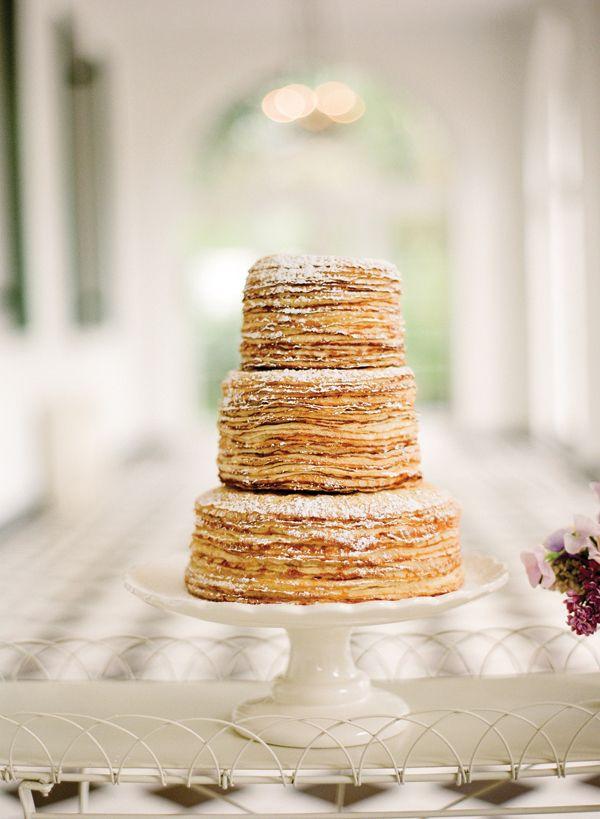 Tarta Naked Cakes de crepes