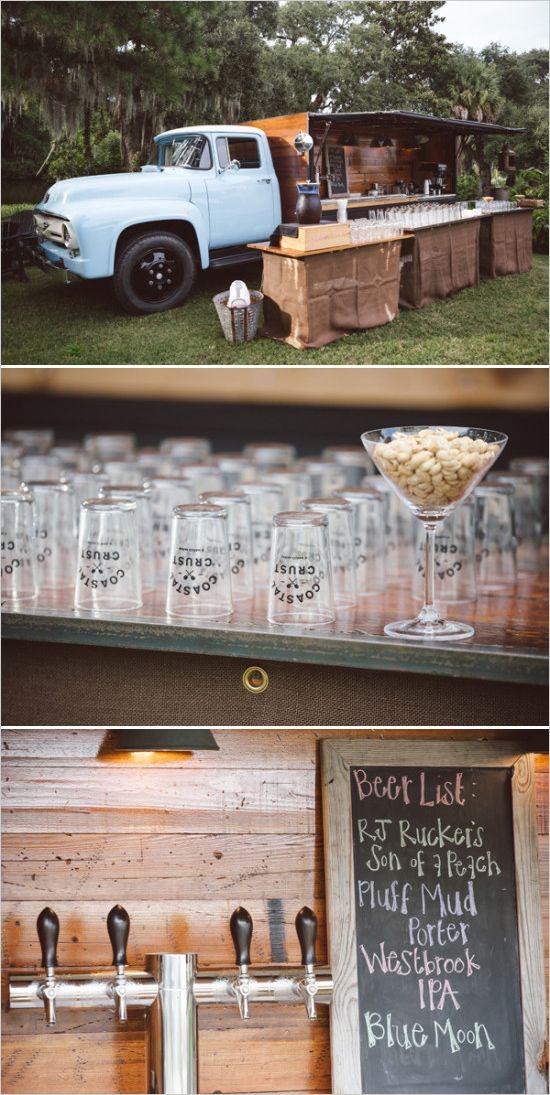 Camión de bebidas para tu boda