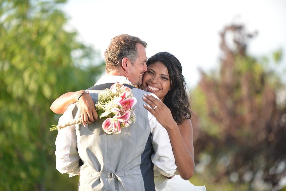 ¡El día de la boda!