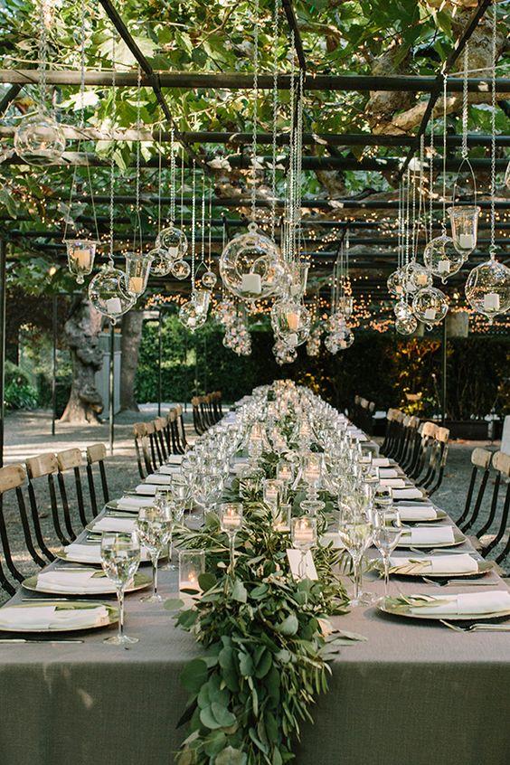 Banquetes de boda al aire libre