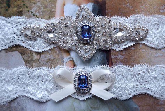 ¡Las ligas de novia más elegantes de todas!
