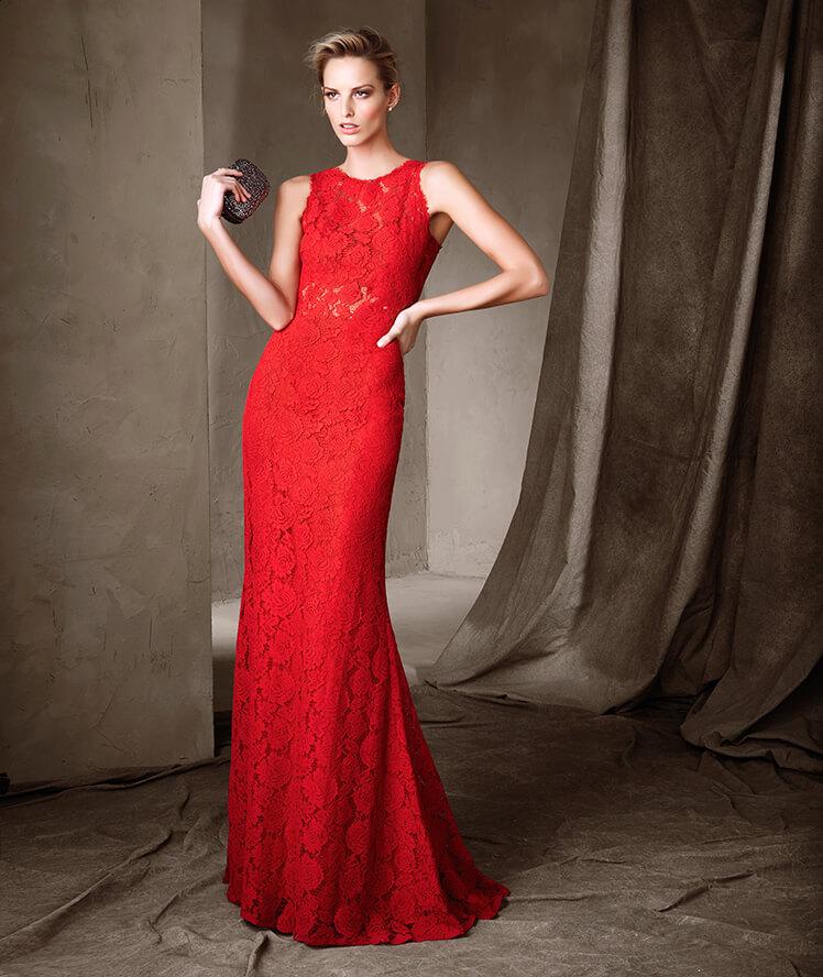 ¿Quieres ser la invitada perfecta?. Con un vestido como éste lo conseguirás