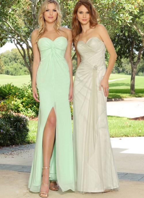Vestidos Para Damas De Honor Los Más Modernos