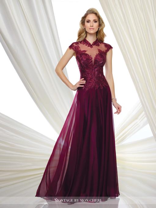 Vestido de fiesta con falda sencilla y vaporosa