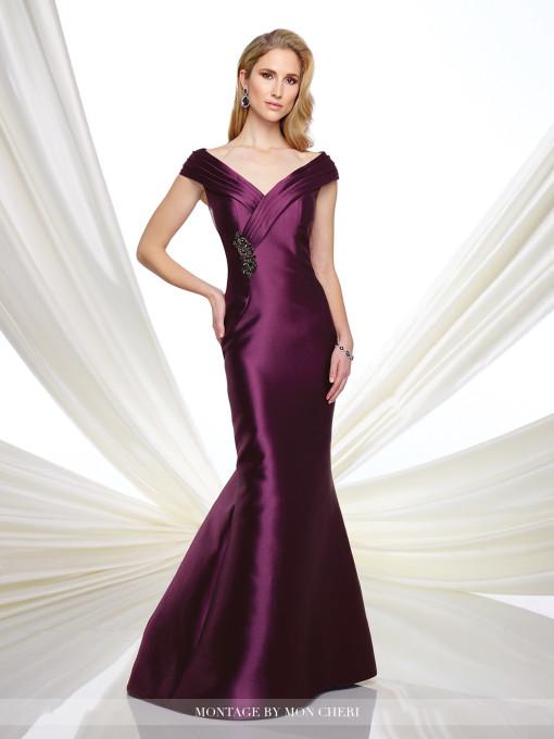 El tejido satinado para cubrir este vestido de fiesta tan elegant3e
