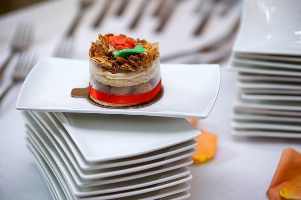 Un rico plato para saborear en tu boda