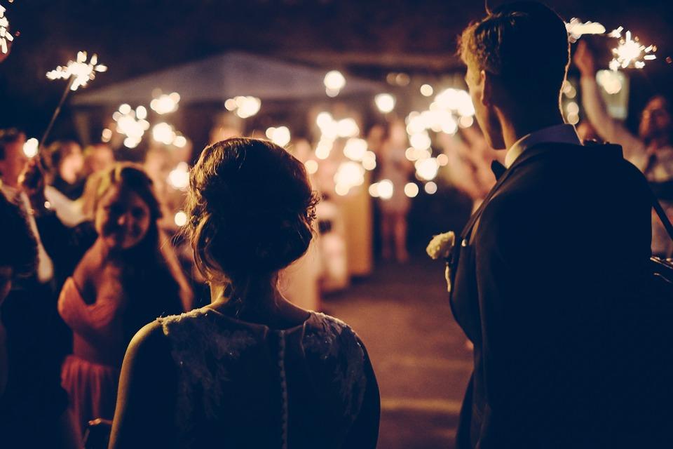 El momento del baile en una boda