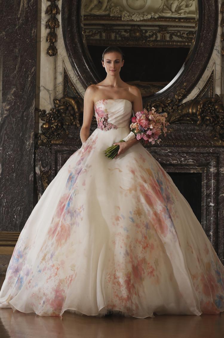 Vestido princesa para novias modernas
