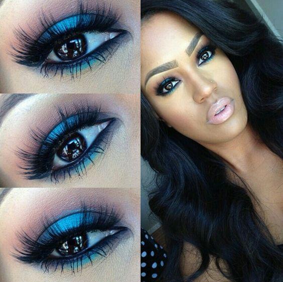 Maquillaje Para Boda De Noche 12 Ideas Increíbles