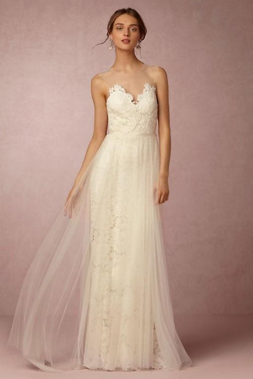 Falda vaporosa para un vestido como éste