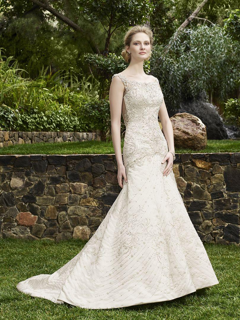 Vestido Casablanca Bridal