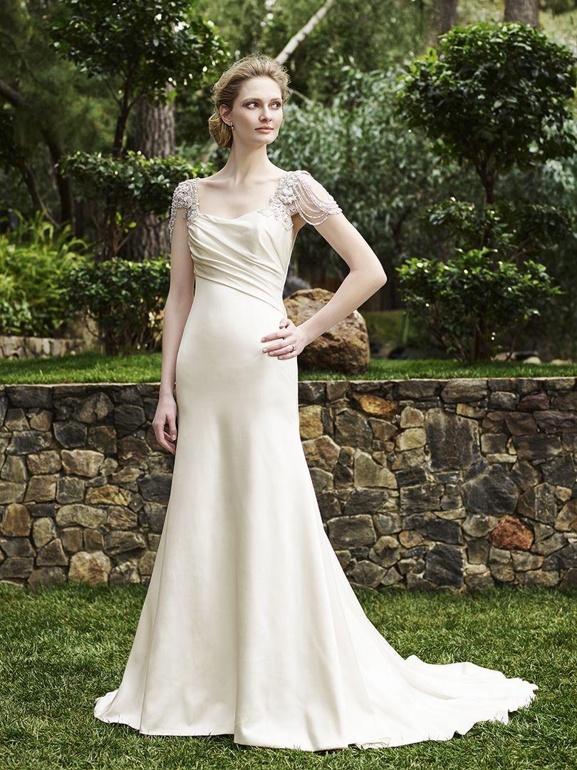 La belleza se la lleva este vestido sencillo y ajustado