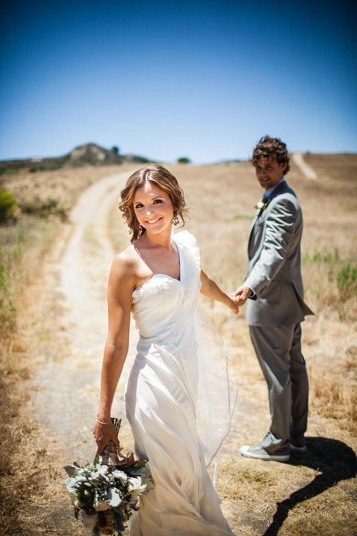 Imágenes naturales para tu reportaje de bodas