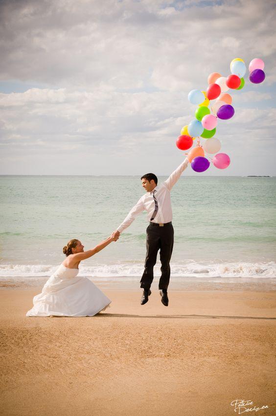 Imagen divertida para los recién casados