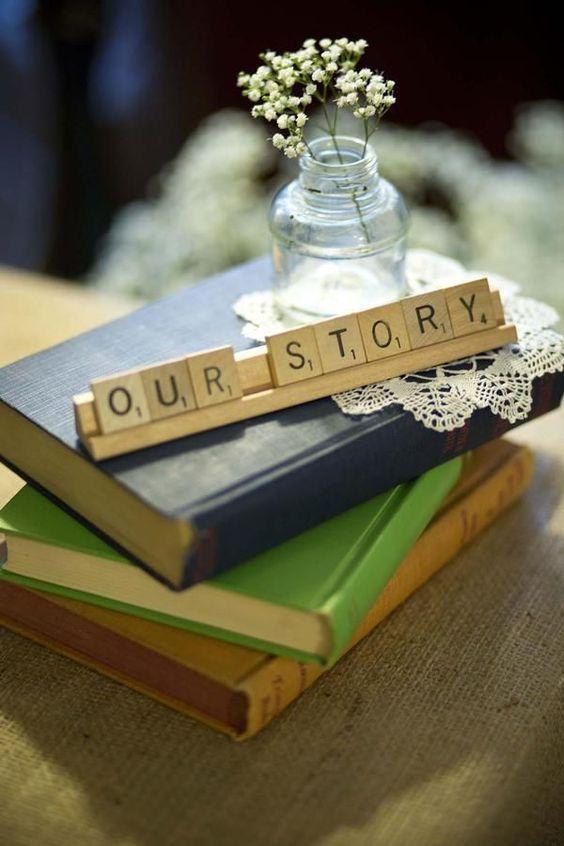 Una manera de escribir la nueva historia que comienza con la boda