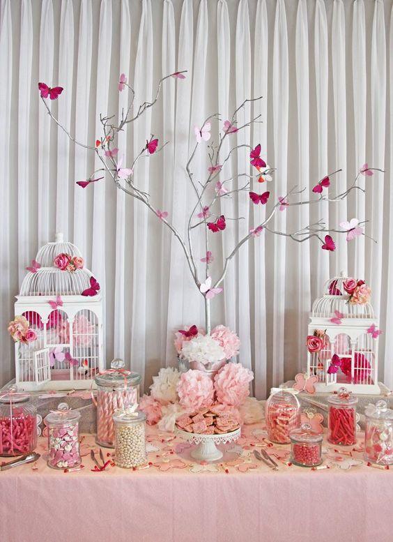 El árbol de los deseos también es parte fundamental de nuestra decoración
