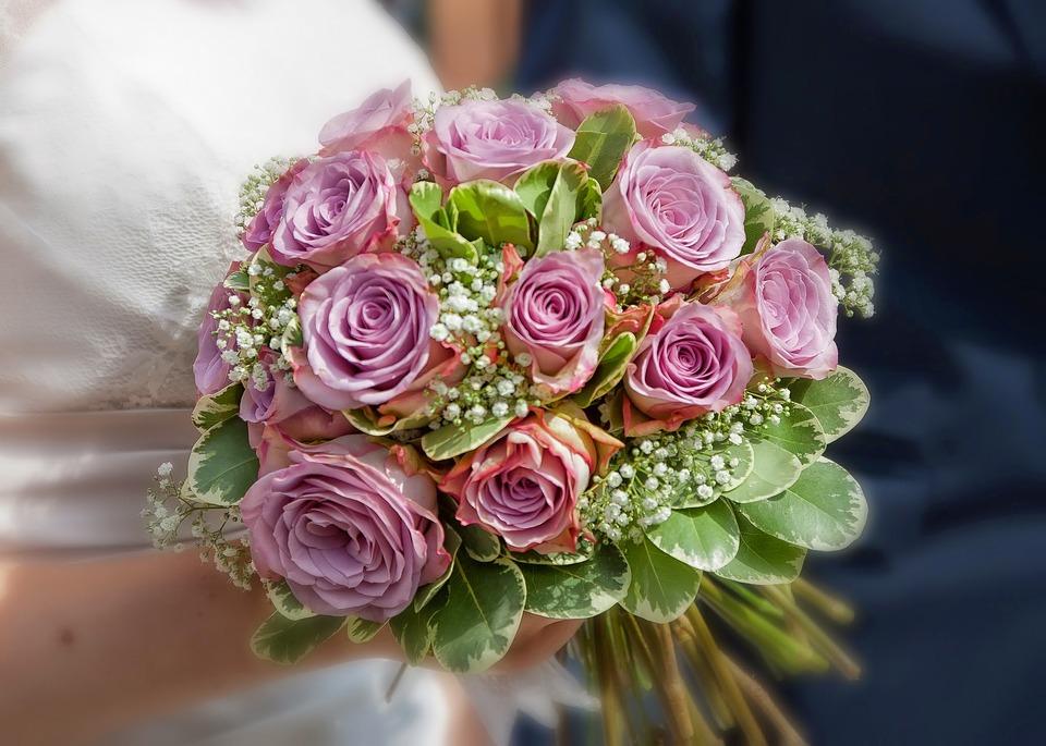 ¿Qué te parece un bouquet como éste para tu gran día?
