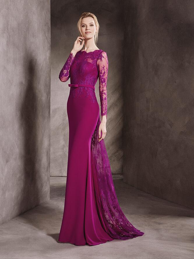 Vestidos Elegantes Colección San Patrick 2017