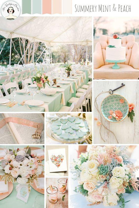 Ideas para combinar en el día de tu boda