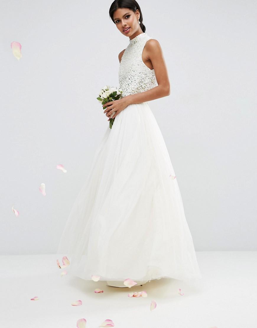 Vestido de novia económico