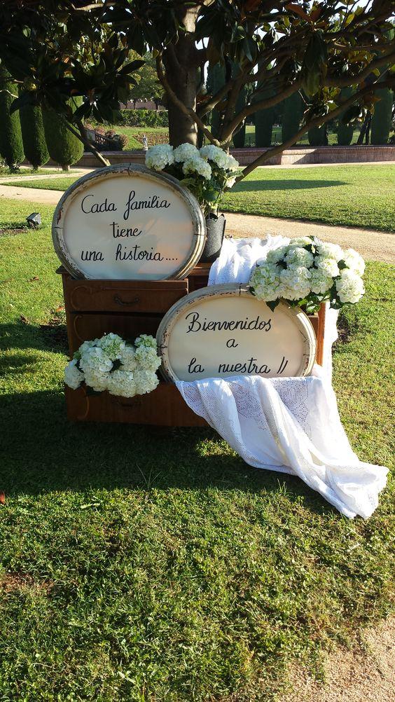 Cuadros DIY para usar en tu boda