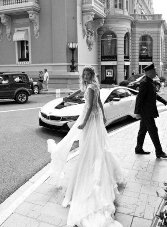 Faldas vaporosas para tu traje de novia