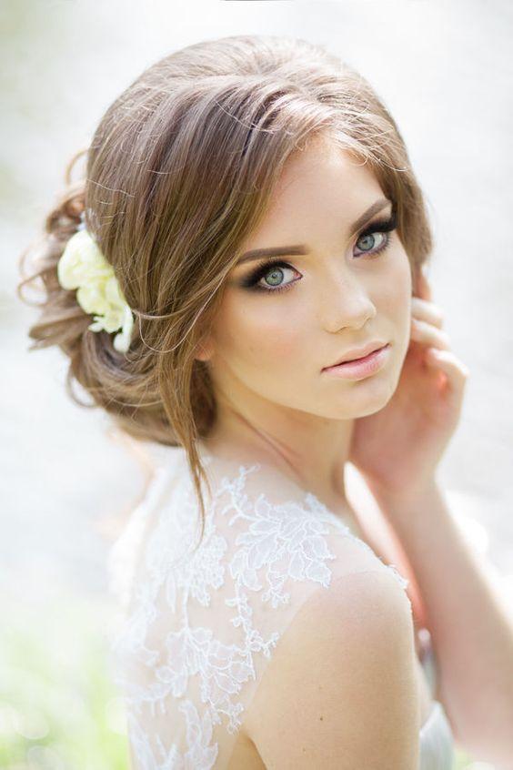 Maquillaje para novias jovenes