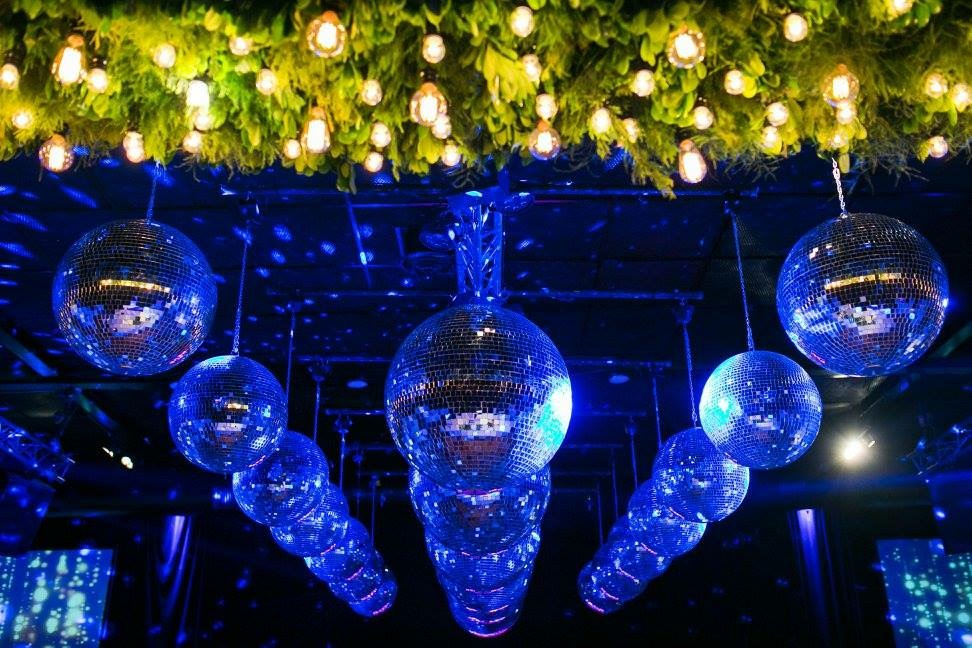 Iluminación original para tus eventos
